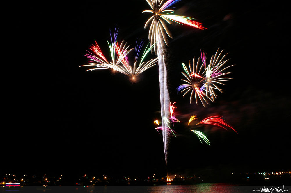 Sydney Fireworks, 2013