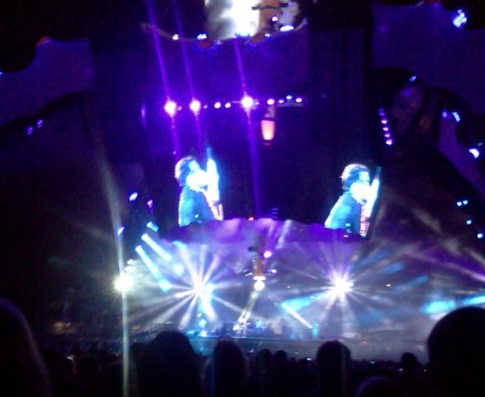 U2 Deliver in Magnetic Hill