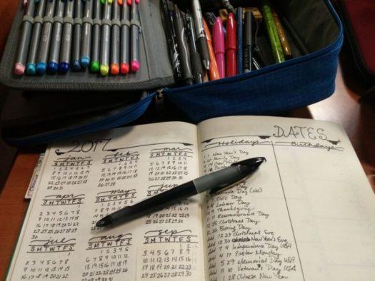 Bujo Pen Desperation
