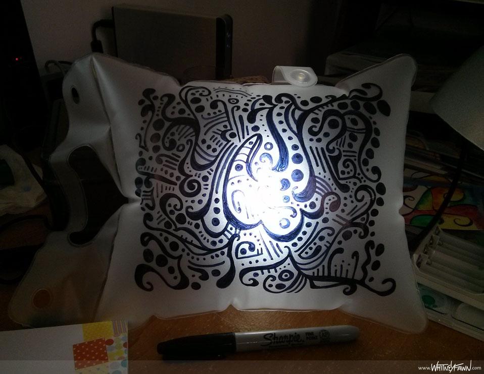 Lighting up Lumière 2014