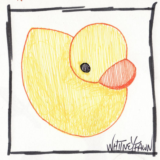 Day 1 - Rubber Ducky