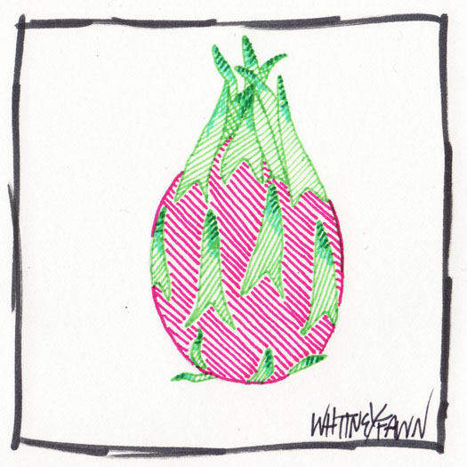 Day 23 - Dragonfruit
