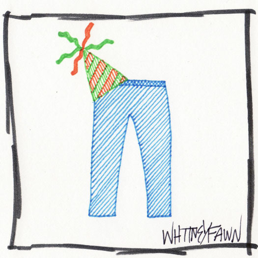 Day 30 - Pants Party