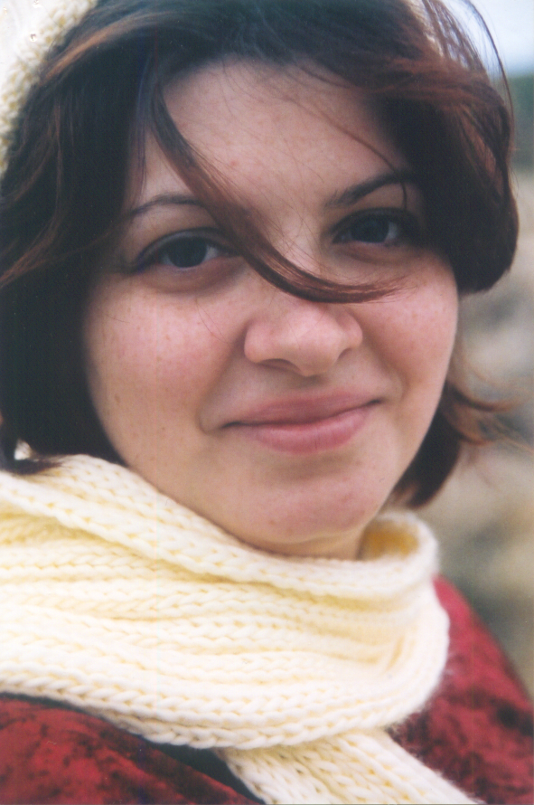 Photo of Whitney by E. Faye Ferrall, December 2001