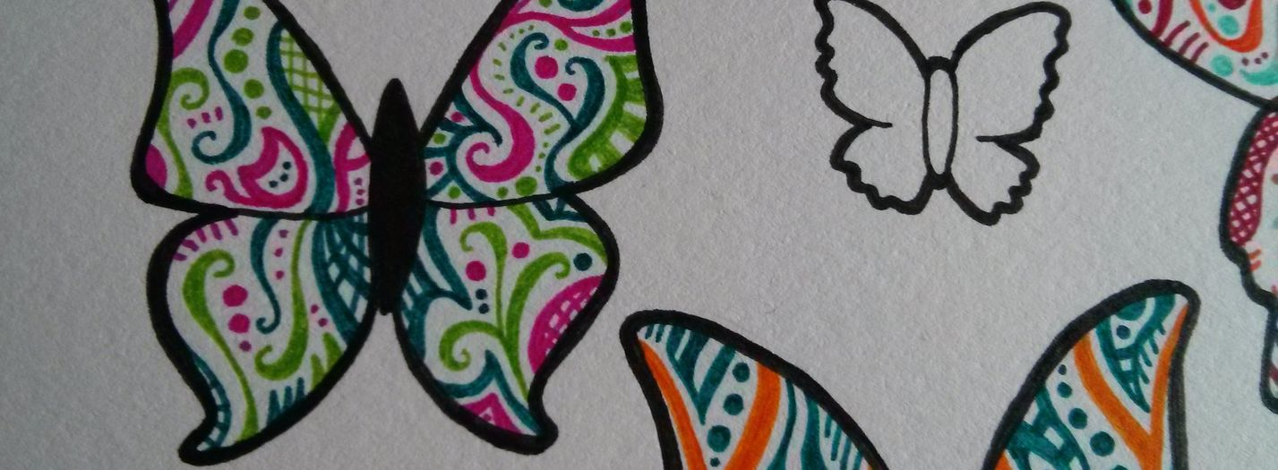 Butterflies for ProletariART closeup