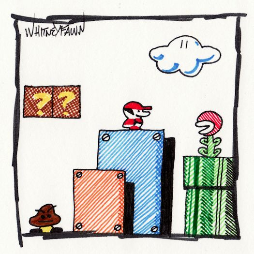 Day 10 - Super Mario Bros
