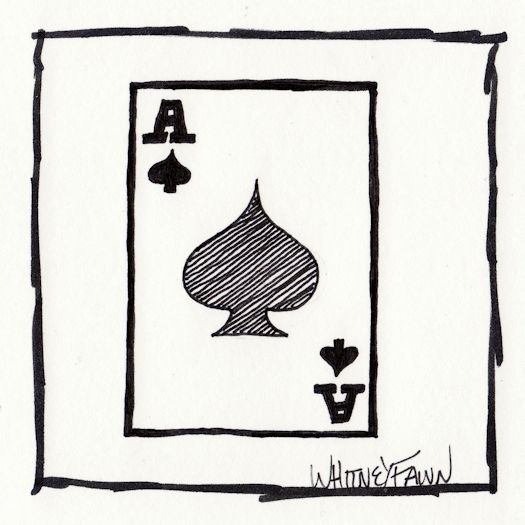 Day 13 - Ace of Spades