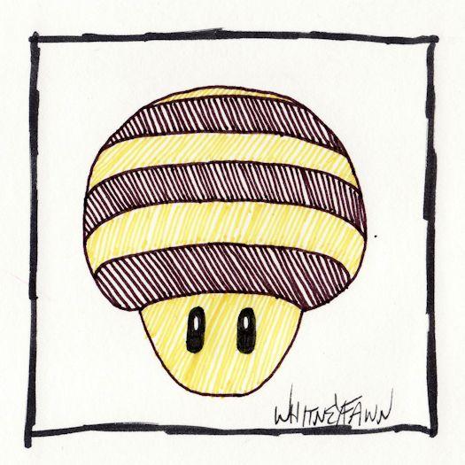 Day 16 - Bumblebee Mario