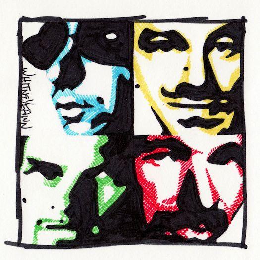 Day 17 - U2 Pop