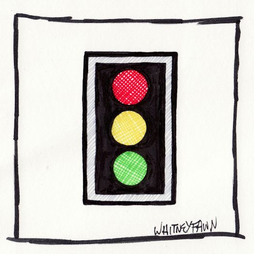 Day 18 - Traffic Light