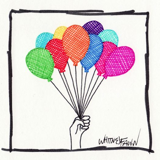Day 20 - Balloons