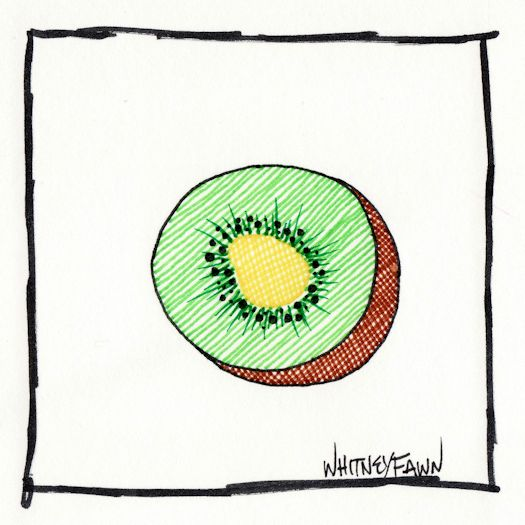 Day 23 - Kiwi Fruit