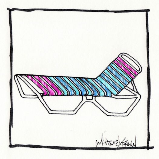 Day 24 - Lounge Chair