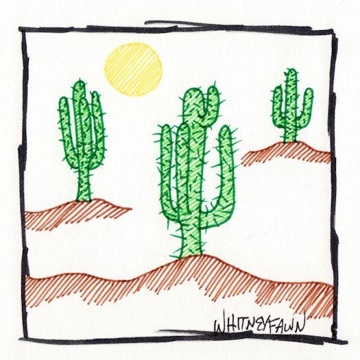 Day 27 - Cactus