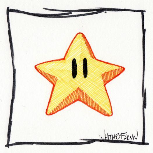 Day 30 - Mario Star