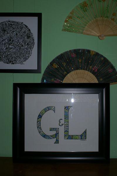 G&L Soulprint framed